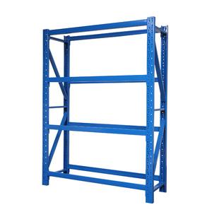 仓库仓储货架轻中型仓库服装置物架子家用储藏架展示架货架