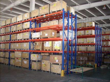 横梁式仓储货架